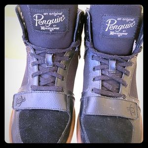 Penguin Hightop Sneakers